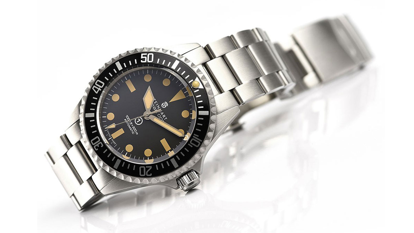 Steinhart Ocean Vintage Military Men's Watch | best men's watches under $500
