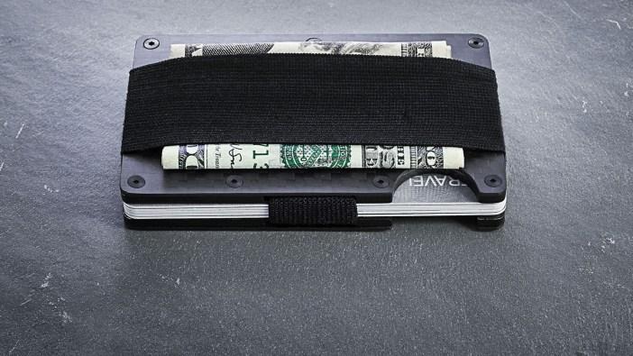Ridge Carbon Fiber Wallet | cool mens wallets