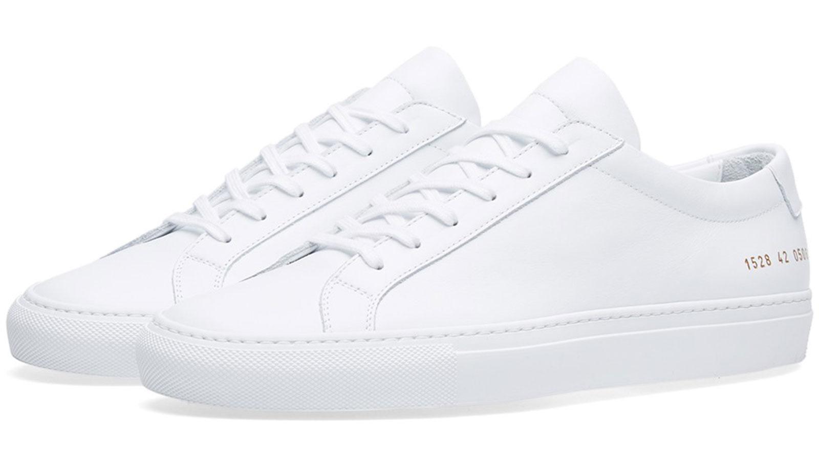 Common Projects Achilles Retro Lo | best mens white sneakers
