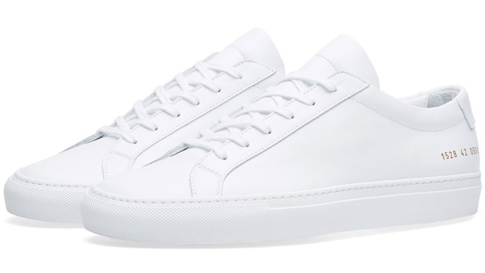 Common Projects Achilles Retro Lo | best mens white sneakers