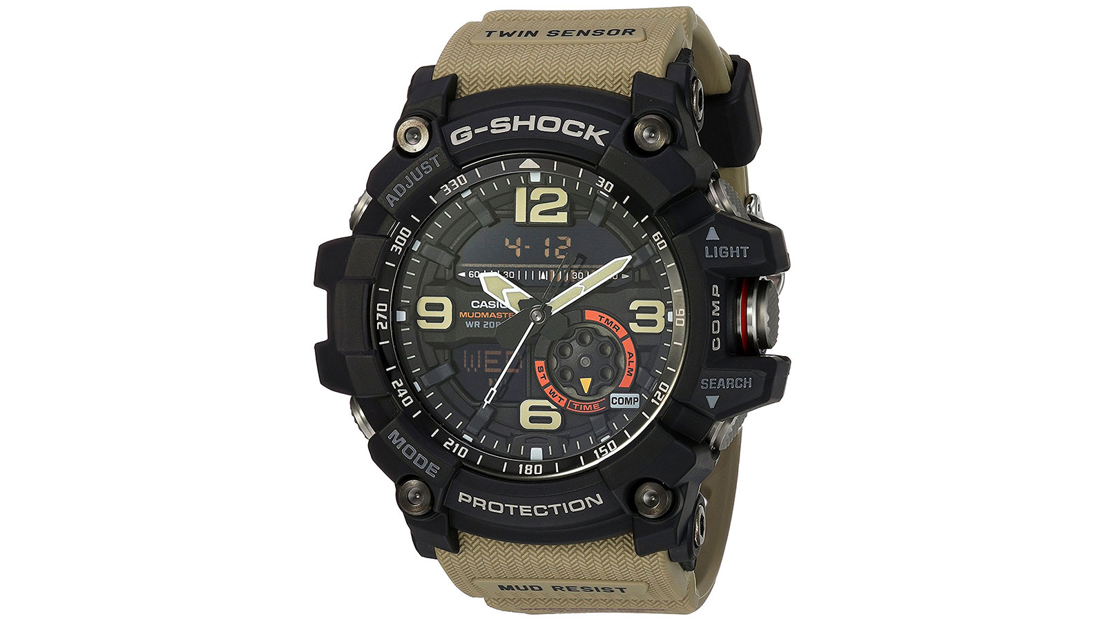 G-Shock Mudmaster Tactical Watch | best tactical watches for men