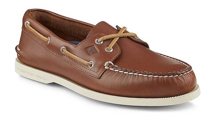 Sperry Topsider Men's Boat Shoe   best mens boat shoes