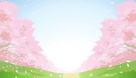 春を先取り!一足早いお花見キャンプ