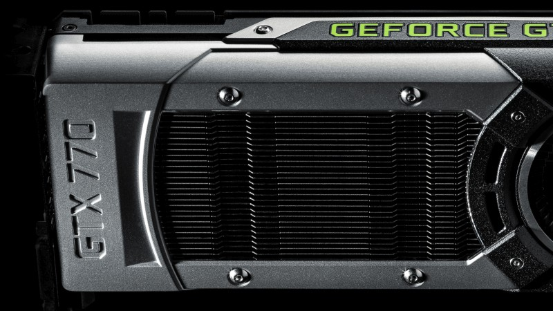 nVidia GeForce GTX 770 Price Gouging for $50,000?