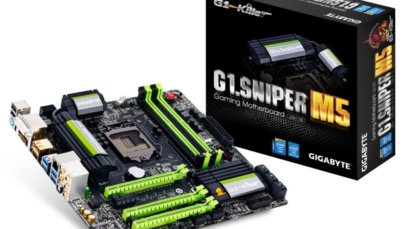 "Does Gigabyte G1.Sniper M5's ""Audio Noise Guard with Path Lighting"" Really Work?"