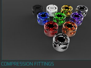 Monsoon Compression Fittings