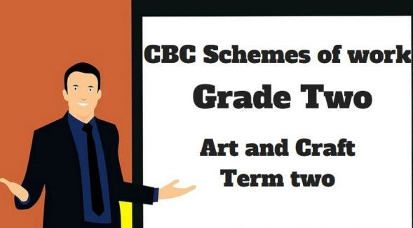 Art and Craft term 2, grade two, cbc schemes of work
