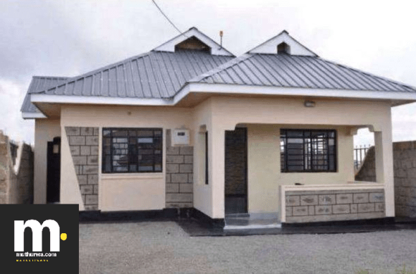 Cheap 3 bedroom house plan and design in kenya