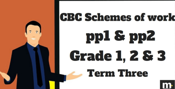 Literacy Grade 2 CBC Schemes of Work for Teachers