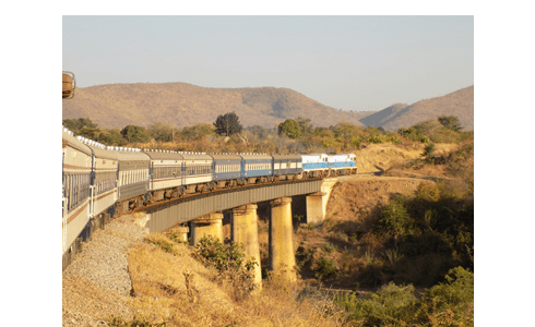 Travel Guide from Nairobi to Victoria Falls by Road and Rail