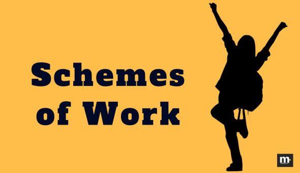 cre class 4 schemes of work