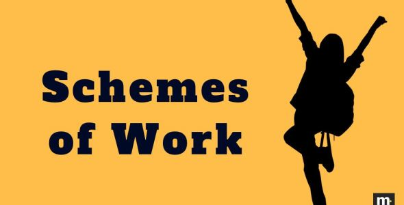 cre class 4 schemes of work