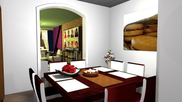 Four Bedroom Bungalow house Design in kenya