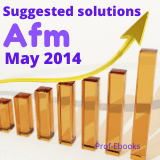 CPA Advanced financial management questions and answers (May 2014)