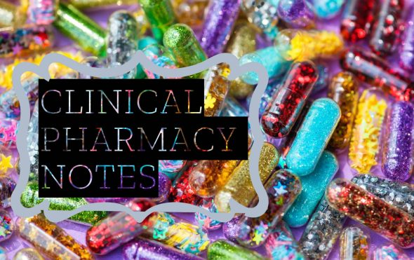 Clinical Pharmacy Class Notes
