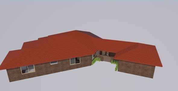 3 Bedroom House with Parking