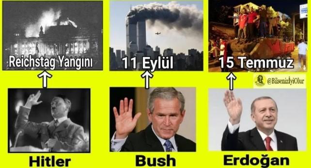 Bir diktatör sona geldiğini anlayıp, korkuyu paçalarına kadar saldıysa!