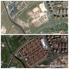 Planlı, yaşanabilir Ataköy'den 'maksimum rant' yoğunluğuna