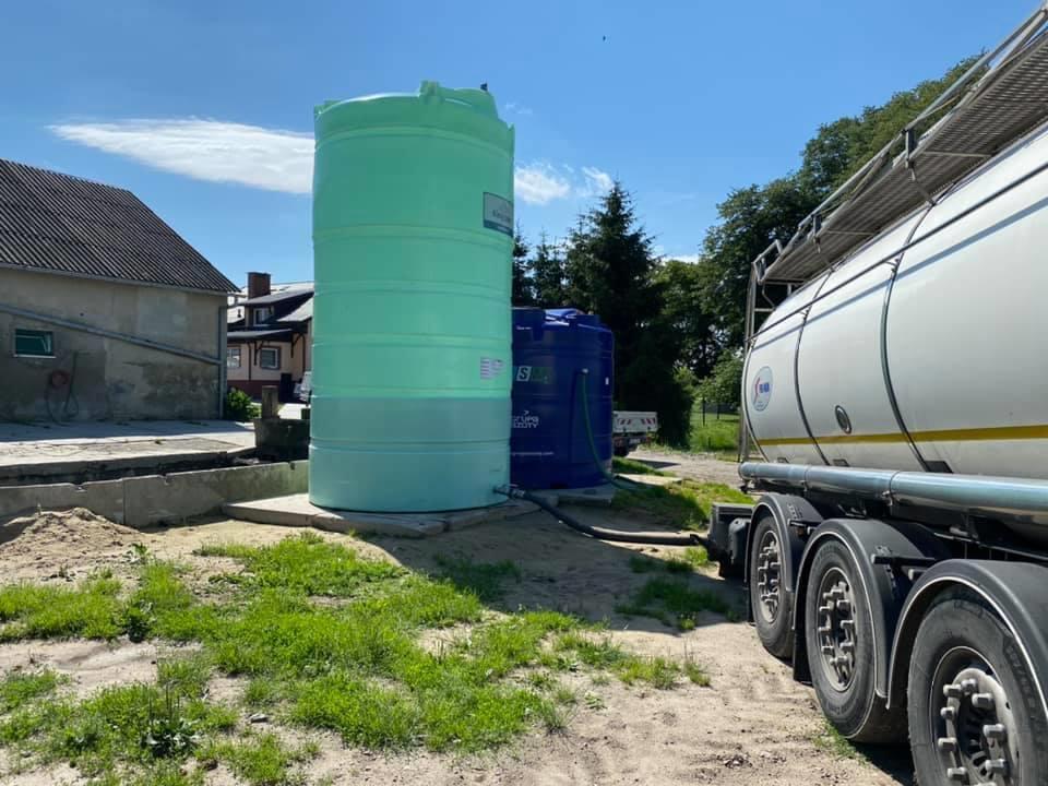 folyékony műtrágya tároló 22000 liter