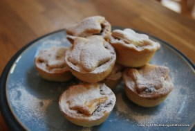 A pile of mince pie goodness