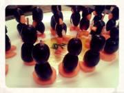 Grapes & Carrot Pingu Army