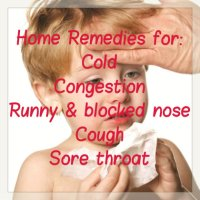 20 Home remedies for cold, congestion in kids