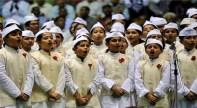 How to dress up a child as Jawahar Lal Nehru