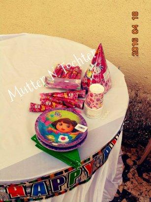 Dora Birthday Party 3