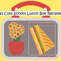15 Super cool school lunch box recipes