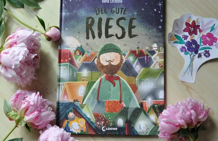 Der gute Riese - Ein Kinderbuch über Toleranz und Freundschaft #vertrauen #freundschaft #kinderbuch #bilderbuch #vorlesen #riese #vorurteile #angst