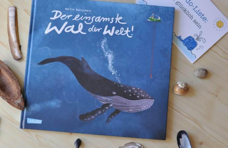 Von Einsamkeit und Glücklichsein – Der einsamste Wal der Welt