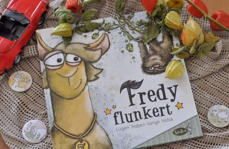 Fredy flunkert – Lügen haben lange Hälse