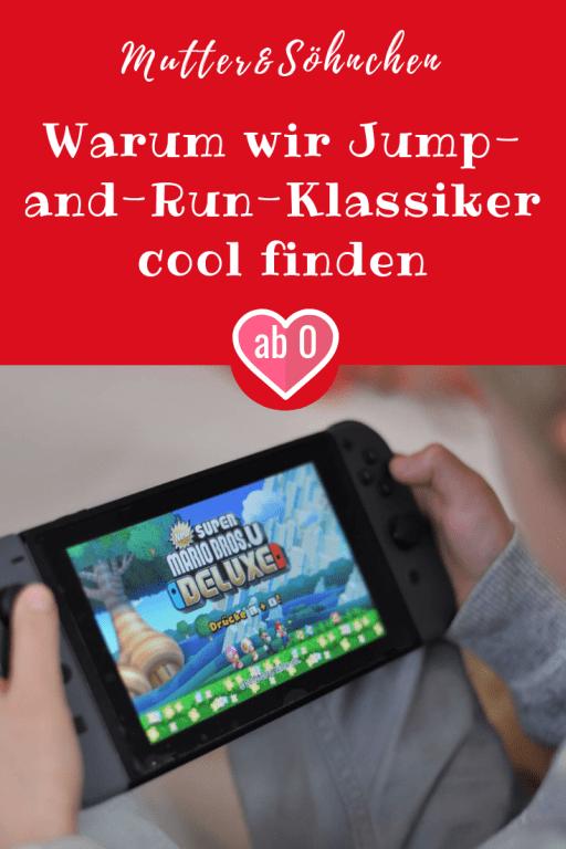 Super Mario Klassiker mit neuen Spielmodi für die ganze Familie #nintendo #switch #mario #spiel #game