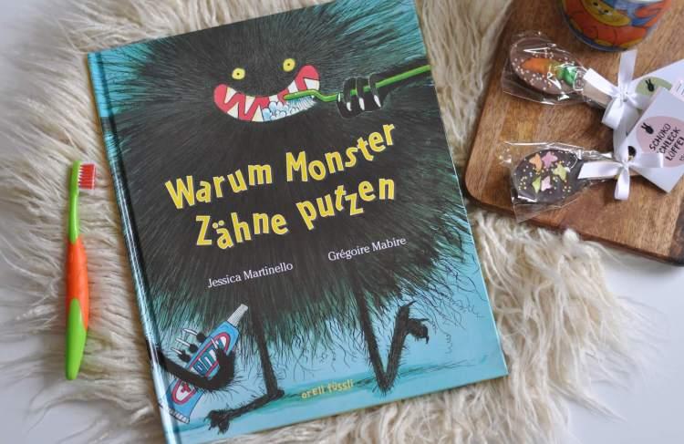 Alle Monster haben Angst vor Karies: Warum Monster Zähne putzen