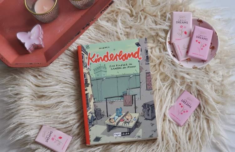 Kinderland – Ein Comic über die Kindheit in der DDR