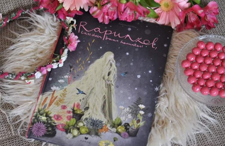 Rapunzel – Märchenhaft illustrierte Liebesgeschichte
