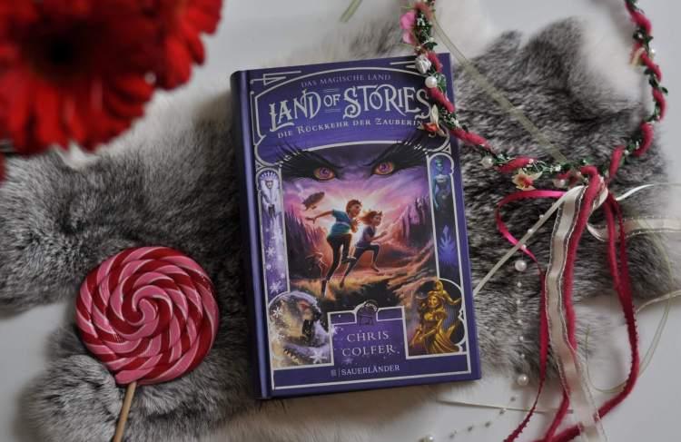 Land of Stories 2 – Die Rückkehr der Zauberin