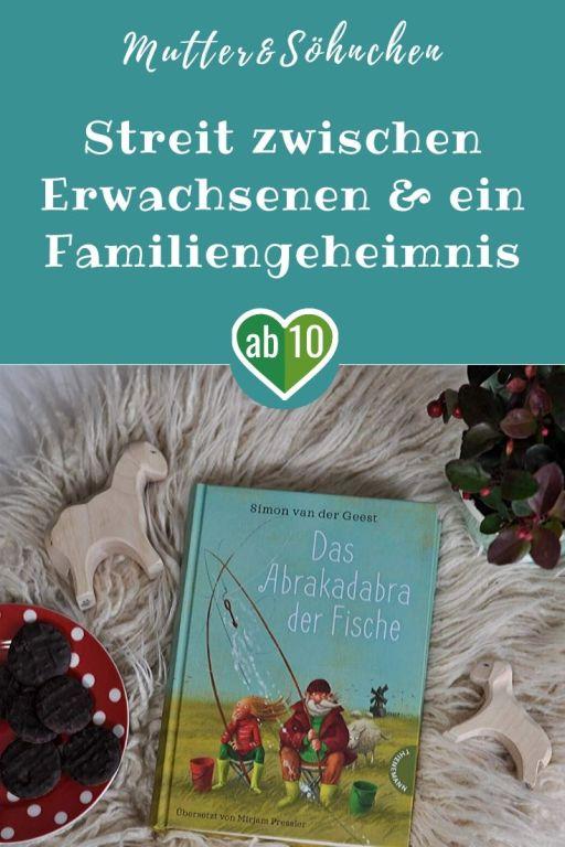Bei Vonkies Eltern herrscht dicke Luft. Als auch noch das heißgeliebte Aquarium von Papa kaputt geht, schicken sie ihre Eltern auf Opas-Bauernhof, um in Ruhe ihre Beziehung zu überdenken. Aber was soll Vonkie hier zwischen Kühen und Deichen schon groß erleben? #geheimnis #streit #trennung #eltern #lesen #kinder #buch #jugendbuch #opa #holland
