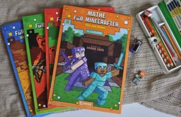 Mathe für Minecrafter – Rechnen für Schüler von Klasse 1 bis 4