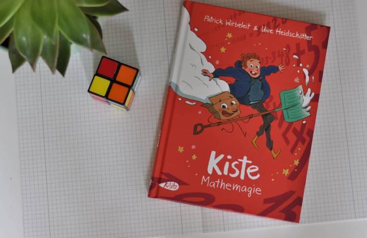 Kiste 5 Mathemagie – Ein Comic über schulische Herausforderungen & Magie