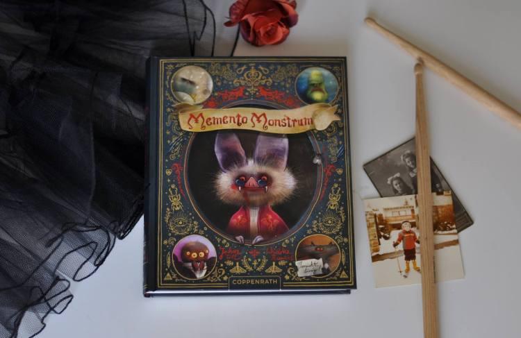 Heute ein Buch: Memento Monstrum mit Interview mit Jochen Till