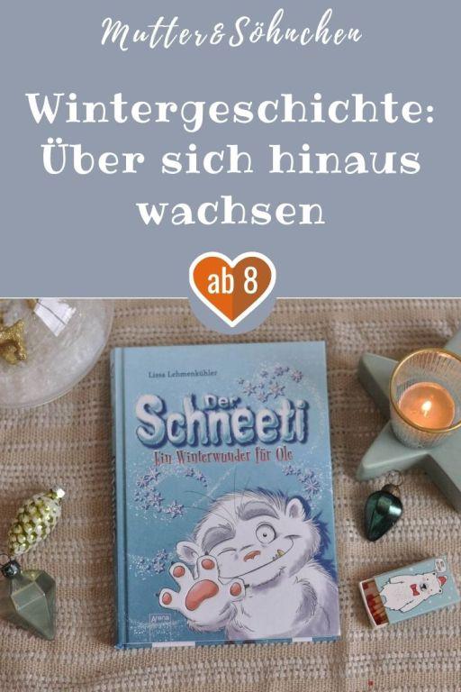 """Eines Abends klopft es an Oles Fenster und hereingeschneit kommt - """"Hallöle Öle"""" - ein echter Schneeti! Genau der Freun, den Ole gerade ganz dringend gebraucht hat. Mit dem Schneeti an Oles Seite wird Ole immer selbstbewusster - nicht nur im Konflik mit Rocco, sondern auch beim Freunde finden. #schneeti #winter #weihnachten #magie #freundschaft #schule #mobbing #kinderbuch #lesen #vorlesen #yeti"""