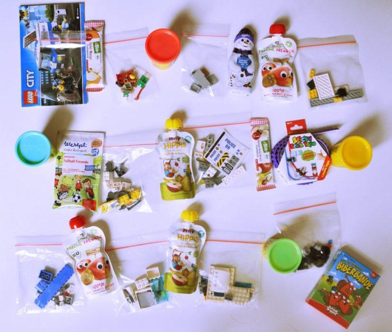 Lego Kalender selbst befüllen