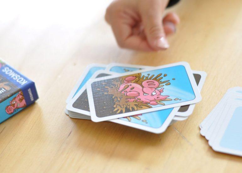 Drecksau Kartenspiel Kinderspiel