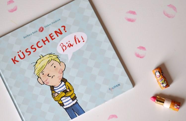 Küsschen? Bäh! Ein Bilderbuch über das Nein-sagen #Bilderbuch #Kinderbuch