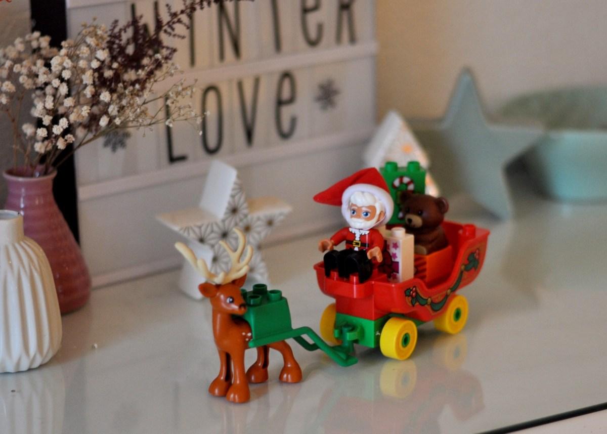 Adventskranz & Co. - Weihnachtliche Bastelideen mit LEGO Duplo