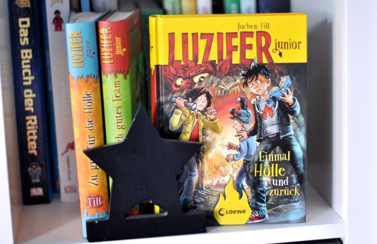 Luzifer junior 3: Einmal Hölle und zurück #Verlosung