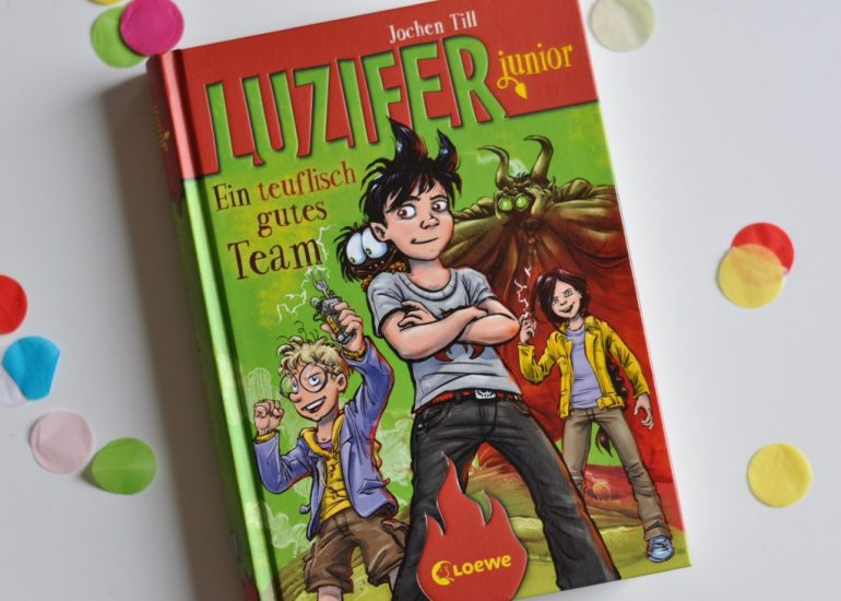Luzifer junior Teil 2