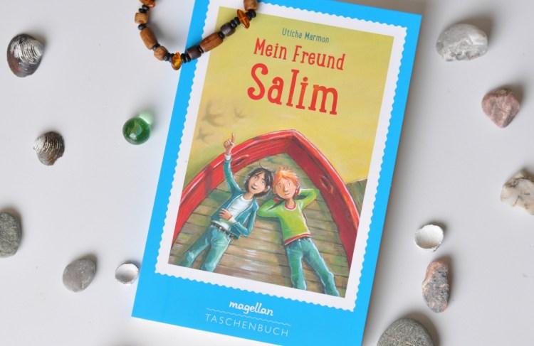 Mein Freund Salim - Magellan Kinderbuch, Freundschaft und Flüchtlinge, andere Kulturen, meine Rezension auf Mutter&Söhnchen