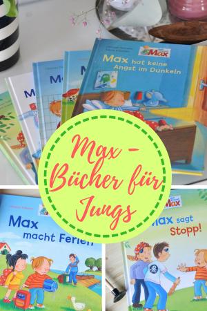 Mein Freund Max - Starke Bücher für Jungs - Ich stelle euch unsere neusten Max Bücher vor #Kinderbuch #Jungs #Vorlesen #Max #Conni